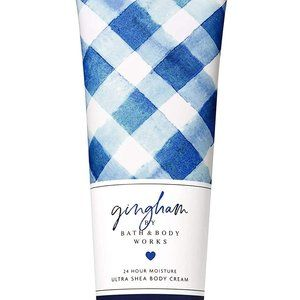 Bath & Body Works - Gingham Ultra Shea Body Cream